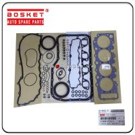 China 5878175741 5878139521 Engine Overhaul Gasket Set For Isuzu 4HG1-N NPR 5-87817574-1 5-87813952-1 for sale