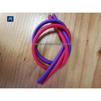 Quality Medical elastic tubing different colors can be produced pvc soft tubing thin for sale