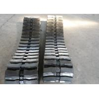 Construction Machinery Excavator Rubber Tracks 320 X 106 X 39mm Fit Bobcat for sale