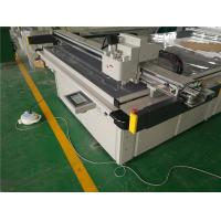 China Ecnomic Costs Plastic Sheet Cutting Machine With Integrated Vacuum Table on sale