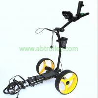 Buy cheap Fantastic electrical golf trolley(X2E) from wholesalers