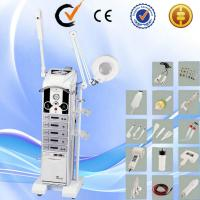 China 17 in 1 multifunction vibrating facial massager beauty suppliers Au-9988 on sale
