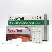 Buy cheap Accu-Tell® Multi-Drug Saliva Rapid Test Cassette from wholesalers