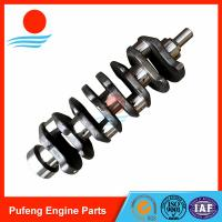 Wholesale Isuzu crankshaft 4JB1T made of forged steel 8-97254-611-1 8-97352-890-1 8-97331-853-1 8-94453-525-2 from china suppliers