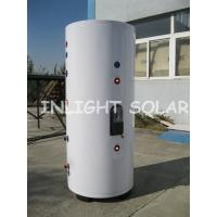 Big Capacity Indirect Solar Water Heater Tank With Double heat exchange for sale
