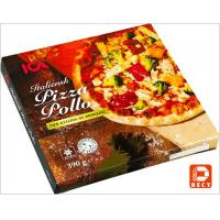 Wholesale Italian Eco Friendly Empty Large Pizza Boxes 12 Inch Glossy Varnishing Surface from china suppliers