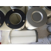 Wholesale Vacuum Cleaner OD325mm Air Dust Cartridge Filter 972m³/Hour Easy To Maintain from china suppliers