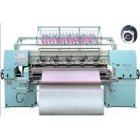 Computerized Shuttle Quilting Machine , Multi Needle Sewing Machine For Quilt
