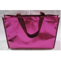 Quality Shiny Metallic Laminated recycle bag for sale