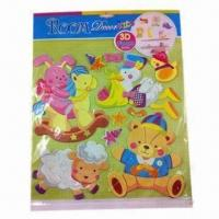 Wholesale Wall decals/stickers for children room, handmade from china suppliers