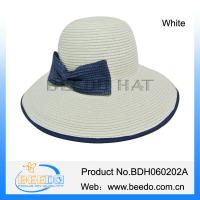 China New designs Mexico ladies straw sombrero hat wholesale not expensive on sale