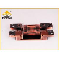 Wholesale 180 Degree Invisible Three Way Hinge 3D Security Flush Door Hinge Of Zinc Alloy from china suppliers