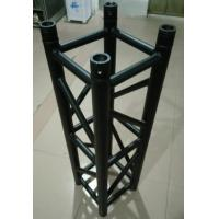Best Black  Aluminum Spigot Stage Truss 300*300*1m Size For Indoor Show And Events wholesale