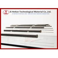 Best 310 mm 10% CO Tungsten Carbide Bar with 92 - 92.3 HRA , HIP Sintering Techniques wholesale