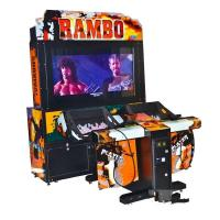 Wholesale Coin Operated Upright Video Game Machines , Gun Shooting Commercial Gaming Machines from china suppliers