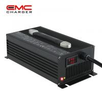China 12V 50A Aluminium Alloy with Fan lithium battery charger for electric vehicle CE on sale