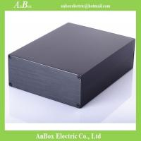 Wholesale Aluminum Project Box Enclosure Case Electronic Diy from china suppliers