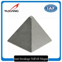 Anti Breakage Custom Neodymium Magnets Conicalness Shape Nickle / Zinc Coating for sale
