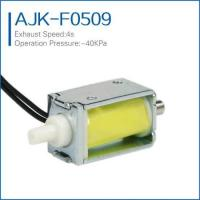 Wholesale DC miniature solenoid air valve from china suppliers