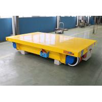 Wholesale Industrial material handling motorized trackless lithium battery transfer cart from china suppliers