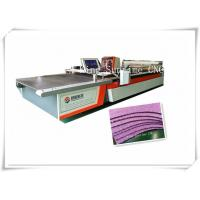 Best Intelligent Cutting Blade Automatic Cloth Cutting Machine For Suitcase / House Hooding wholesale