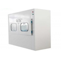 Wholesale Double Door Clean Room Air Shower Pass Box Hepa / Pre Filter System Durable from china suppliers
