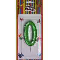 Wholesale Glitter Number Candles Birthday Candles (SZC1-0026) from china suppliers