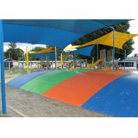 Buy cheap Park Or Stadium Inflatable Jump Pad Anti - Mildew And Cold Crack Resistant from wholesalers