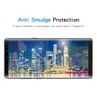 Wholesale Anti Smudge Note 8 Curved Screen Protector , 9H Hardness Tempered Glass Screen Protector from china suppliers