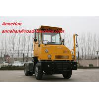 China Automatic Yard Tractor Trailer Prime Mover Truck 4720 * 2495 *3 000 on sale