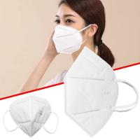China Kn95 Mask Antiviral Face Masks Anti Influenza Breathing Safety N95 Face Mask For Corona Virus for sale