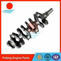 Wholesale automobile crankshaft supplier for Mitsubishi, 12 months warranty crankshaft 4G93 MD352125 MD332125 from china suppliers