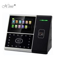 China RFID Card Time Attendance Access Control System , Biometric Attendance Machine for sale