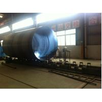 Best Heavy Duty Steel Wheel Tank Welding Turning Rolls 150T For Bridge Pile Welding wholesale