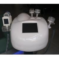 Wholesale White Portable Cryolipolysis Equipment 5MHZ RF With 2 Touch Screens from china suppliers