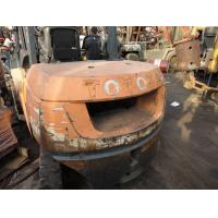 Buy cheap Used Forklift Toyota 5Ton, diesel forklift from wholesalers