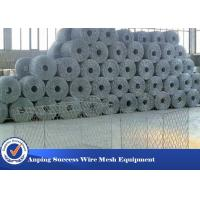 Wholesale Stainless Steel Gabion Wire Mesh For Gabion Cages / Gabion Basket Flexible Nature from china suppliers