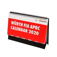 China Desk Table Custom Calendar Printing Customized Size Professional Service for sale