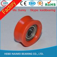 Wholesale Plastic Pulley V Groove Wheel Bearing V Bearings for Furniture from china suppliers