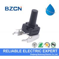 THT 2 Side Pin Tactile Push Button Switch Washable Through Hole Terminal for sale