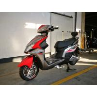 Buy cheap Lithium Battery Powered Scooters For Adults 2 Wheels Electric Moped With Pedals from wholesalers