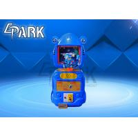 China 1 Player Amusement Game Machines , Kids LED Light Single Gun Shooting Game Machine for sale