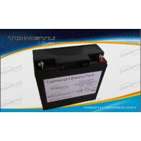 PCM Protection 12V LiFePO4 Battery , 19Ah Lithium Golf Trolley Battery Pack