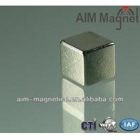 Wholesale Excellent Sintered Permanent Neodymium Magnet NeoCube from china suppliers