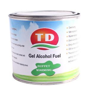 canned  ehtanol gel fuel