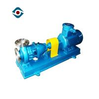 China Acid-Proof Single Stage Centrifugal Horizontal Chemical Pumps for Coal Chemical Industry for sale