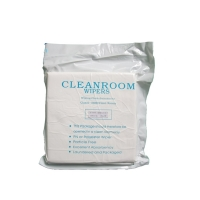 """Wholesale 9""""X9"""" White Class 100 Cleanroom Paper Wiper For PCB from china suppliers"""