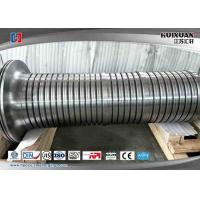 Buy cheap 28CrNiMoV Grooving Steam Turbine Rotor Forging Heat Stability Test Alloy Steel from wholesalers