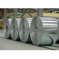 Wholesale ASTM A653M Galvanized Steel Coil 508mm - 610mm Width For Building / Construction from china suppliers
