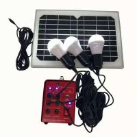 Wholesale 18V 10W Solar Panel Lights 3W LED 12V 4.5AH LiFePO4 Lithiumion Battery from china suppliers